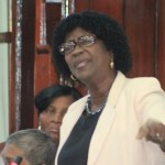 Give us space to govern    -APNU+AFC's Jennifer Wade