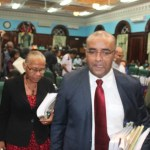 "Jagdeo leads walk out of budget debates after declaring ""flawed"" budget will flatline economy"