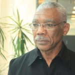 Granger wants Venezuela to send its Ambassador back to Guyana and  accept new Guyana Ambassador