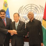 "Maduro to US: ""Take your hands off of the Guyana Essequibo"""