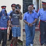 Four Guyanese charged in Grenada cocaine bust