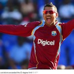 "Sunil Narine suspended for ""illegal action"""