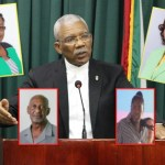 President sweeps Broomes to Natural Resources after Lawrence complains; Keith Scott to be moved to Labour and Valerie Patterson to be Minister within Ministry of Communities