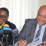 Broomes to be in charge of Forestry and Mining Sectors' Occupational Health and Safety as Minister within Ministry of Natural Resources
