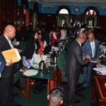 """PPP """"cut and run"""" out of Parliament after Jagdeo's budget contribution"""