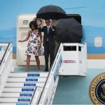 Obama Kicks Off Historic Cuba Visit
