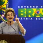 Brazilian leader Dilma Rousseff calls impeachment a 'coup attempt'