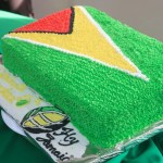 Fly Jamaica gives passengers Taste of Guyana on arrival for 50th celebrations