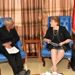 Guyana and Chile strengthen bilateral relations and push ahead with more cooperation