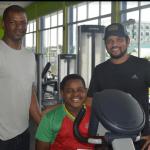 Lifetime gym membership for Under 11 Table Tennis star