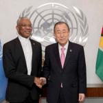 President to press UN to ensure speedy resolution of Guyana's border controversy with Venezuela