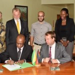 Guyana and Germany sign US$5M Agreement to support protected areas in Guyana
