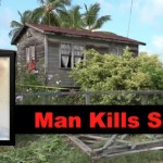 East Coast man chops son to death after youth defends mother