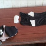 Bajan man busted at Ogle with cocaine strapped to body in women undergarments