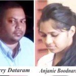 Barry Dataram and reputed wife caught in Suriname