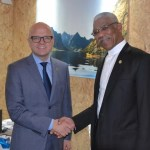 Guyana and Norway strengthen climate change partnership