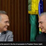 Brazil corruption: Senate head Renan Calheiros ordered to resign
