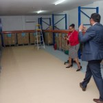 MPs visit controversial drug storage bond after Nandlall's claim about storage