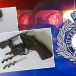96 unlicensed firearms seized by Police in 11 months