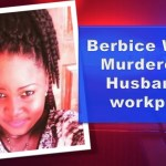 Berbice Woman stabbed to death by husband at work after separation