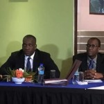 Dominica's Opposition Leader in Guyana calling for the resignation of the island's Prime Minister