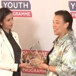 Co-Founder of Vote Like A Boss campaign wins Commonwealth Caribbean Young Person of the Year Award