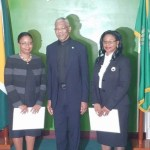 New Acting Chancellor and Acting Chief Justice sworn into office