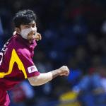 Bishoo is lone Guyanese in West Indies 50-over squad