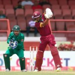 West Indies set 234 target on 3rd ODI at Providence