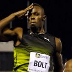 Usain Bolt wins final 100m race in Jamaica in emotional farewell
