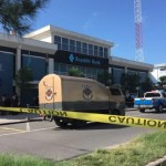 Two policemen in custody as failed bank robbery probe widens