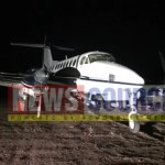 Illegal aircraft discovered in North Rupununi; Occupants spotted running from the scene