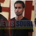Three charged for shocking murder of two elderly women