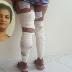 Sophia food vendor pleads for Police help against abusive ex-reputed husband
