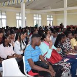 450 students granted full government scholarships for UG and GSA