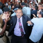 "Teixeira demands Speaker stands down as PPP MPs claim ""Police assault"" during move to remove Edghill"