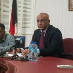 "Jagdeo offers ""no comment"" on appointment of a Chancellor of the Judiciary ahead of meeting with President"