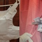 Corentyne businessman on the run after wife found with bulletproof vest and counterfeit US Currency