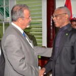 Guyana and Brazil recommit to maintaining and strengthening ties as Brazil's Defence Minister visits