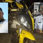 Two die in Saturday night motorcycle crash on Houston road