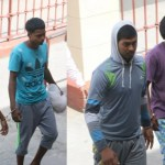 Four suspected pirates remanded to jail for $4.6 Million robbery on high seas