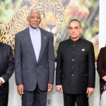 President and India's State Minister meet on cooperation in sugar industry and other areas
