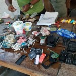 Smartphones, back-up batteries and memory cards among prohibited items found at Lusignan Prison