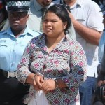 Pregnant woman remanded to jail for murder of her 3-year-old child