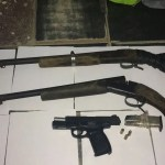 15-year-old among 5 arrested as guns and ammunition seized during raid on marijuana farms