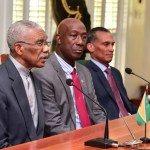 MoU with Trinidad and Tobago is no sell out or giveaway of the family jewels  -Pres. Granger assures