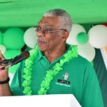 President tells Anna Regina to correct damage done under PPP by electing APNU at Local Govt. Elections