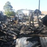48-year-old woman dies in East La Penitence fire