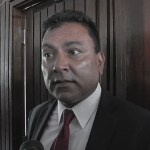 Ramsaroop denies prior knowledge of Charandass Persaud's Vote; Claims he was rendering security assistance