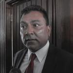 Ramsaroop denies prior knowledge of Charandass Persaud's Vote; Claims he was rendering security assistance